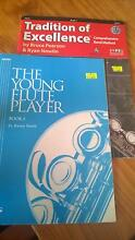 Beginner Flute Music Books - recommended by schools Burwood Whitehorse Area Preview