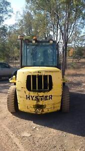 Hyster Forklift H155XL 6.3 tonne