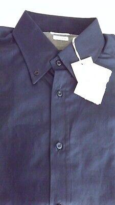 BRUNELLO CUCINELLI Authentic Size XL New Coll. Blue 340,00 Tag sh242