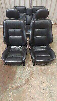 Astra Mk4 G Convertible Heated Leather Seats Interior #2