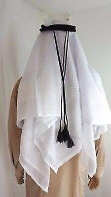 igal Ogal  Ighal-Igal-Eghal-Headband-Arabic-Saudi-Khaliji-Ighal--with-Tassle , usado comprar usado  Enviando para Brazil
