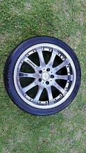 Ford Focus,18 inch HRS Pegasus Wheels & Tyres Lidcombe Auburn Area Preview