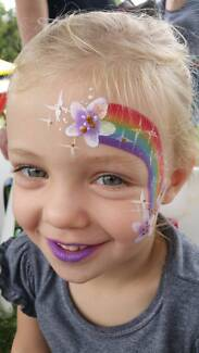 Fairytale Face Painting