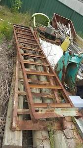 Steel excavator/bobcat ramps West Wallsend Lake Macquarie Area Preview
