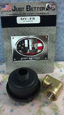 Vacuum Pump Filter Oil Mist 12 Jb Part Dv-f8