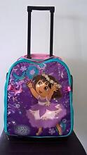 Dora The Explorer Rolling Luggage $ 10 Caboolture Caboolture Area Preview