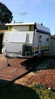 Coromal Pop Top Caravan Duncraig Joondalup Area Preview
