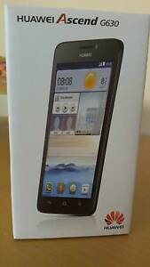 Brand New Huawei G630 ' 5 ' inch HD Boost & Telstra Smartphone Meadow Heights Hume Area Preview