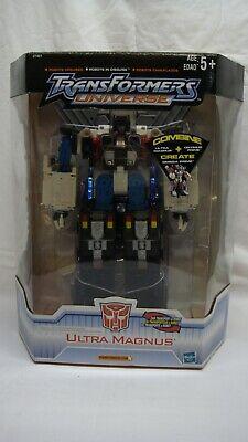 Transformers Movie Battle Damaged Optimus Prime Complete Voyager 2007 Sam/'s Club