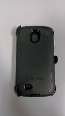 GS4 Black Otterbox Defender Case with Holster for Samsung Galaxy S 4 IV on Rummage