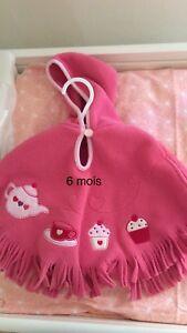 Vêtements bébé fille 3/6 mois 6 mois 9 mois