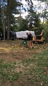 Wood chuck chipper