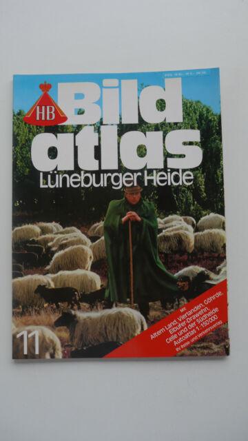 HB Bildatlas Nr. 11 Lüneburger Heide