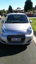 2011 Suzuki Alto Hatchback Silver (Auto)  First Lady Owner Doveton Casey Area Preview