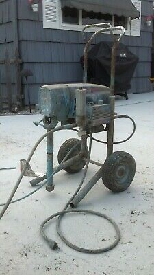 Graco Ultra Plus 1000 Airless Paint Sprayer With Many Extras.