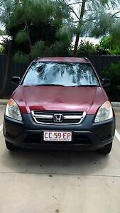 2002 Honda CR-V 4x4 Wagon-4 New Tyre's -Serviced.Make me an offer Karama Darwin City Preview