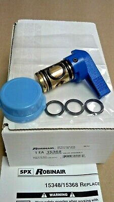 Vacuum Pump Robinair Replacement Valve Assembly Inlet Onoff Valve 15368