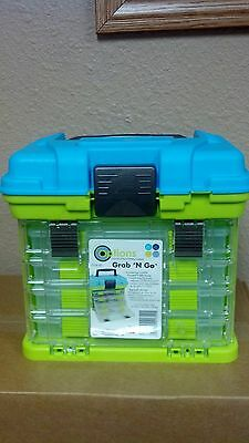 "Creative Options Grab 'N Go ""Craft/Sewing/Jewelry/Quilt/Make~Up Organizing Case"