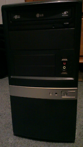 Low End Gaming PC - AMD Quad, HD 4670. 8GB, 640GB HD's Oakbank Adelaide Hills Preview