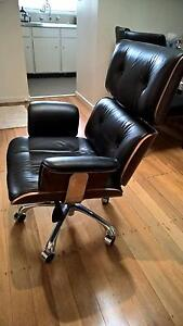 Eames Premium Executive Office Chair (replica) Blackburn Whitehorse Area Preview