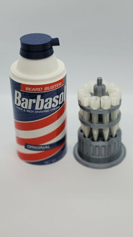 Jurassic Park Barbasol Can Movie Prop Cryo Can Replica