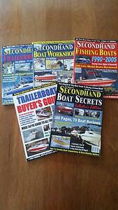 Jeff Webster 5 pack boat magazines Walkley Heights Salisbury Area Preview