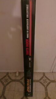 Master replicas Darth Vader fx lightsaber Thirlmere Wollondilly Area Preview