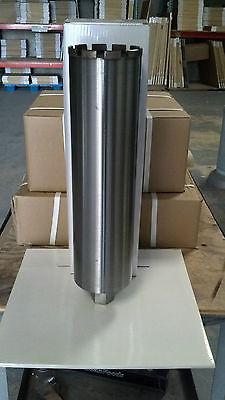 2 Diamond Core Bit 16 Drilling Depth Laser Welded Roof Top Design