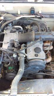 Holden Rodeo 2.6L 4ze1 engine Gladstone Gladstone City Preview