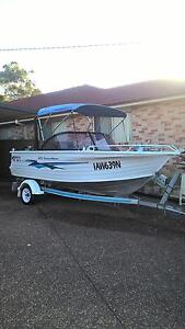 2003 Quintrex Freedom sport Wyee Point Lake Macquarie Area Preview