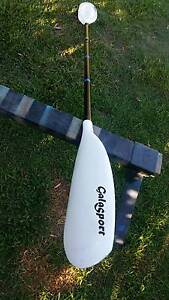 Carbon/ fiberglass kayak paddle 220cm Brisbane City Brisbane North West Preview