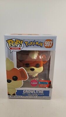 Funko Pop Growlithe NYCC 2020 Fall Convention