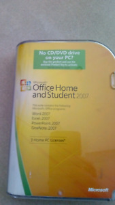 Office 2007 Home & Student 3 User