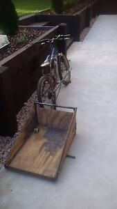 Diamond Back children's bike and trailer Hamilton Southern Grampians Preview