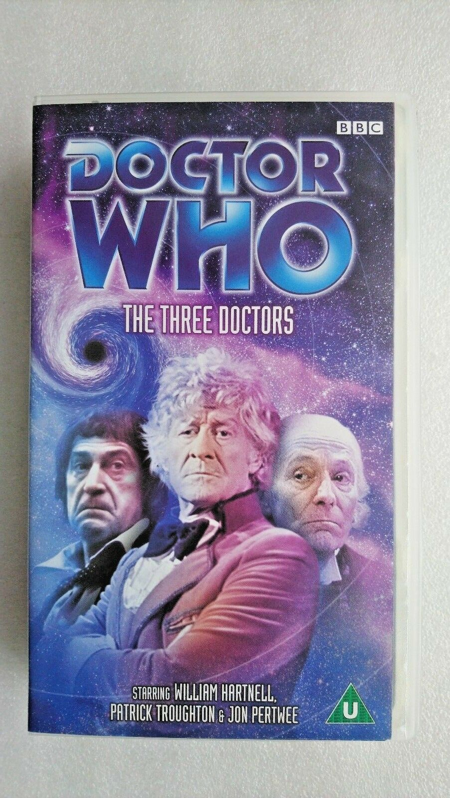 Doctor Who The Three Doctors