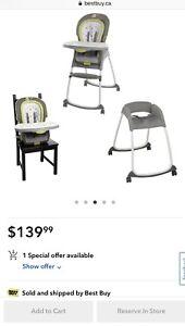 Ingenuity 3-1 high chair
