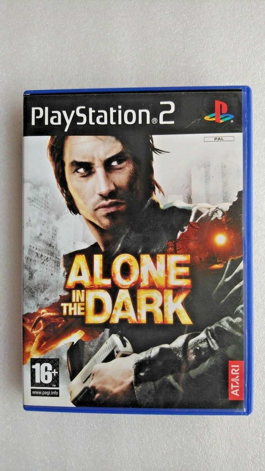 Alone in the Dark (Sony PlayStation 2, 2008) - European Version