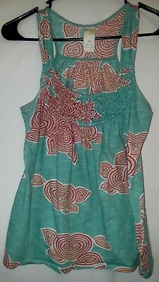 C. Keer Anthropologie Tank top XS Urban Outfitters EUC