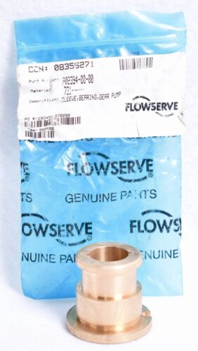 OEM Flowserve Gear Pump Bearing Sleeve A30544-00-00
