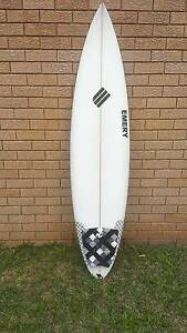 """SURFBOARD - 6'10"""" Emery Gun - Surfed Once Dulwich Hill Marrickville Area Preview"""