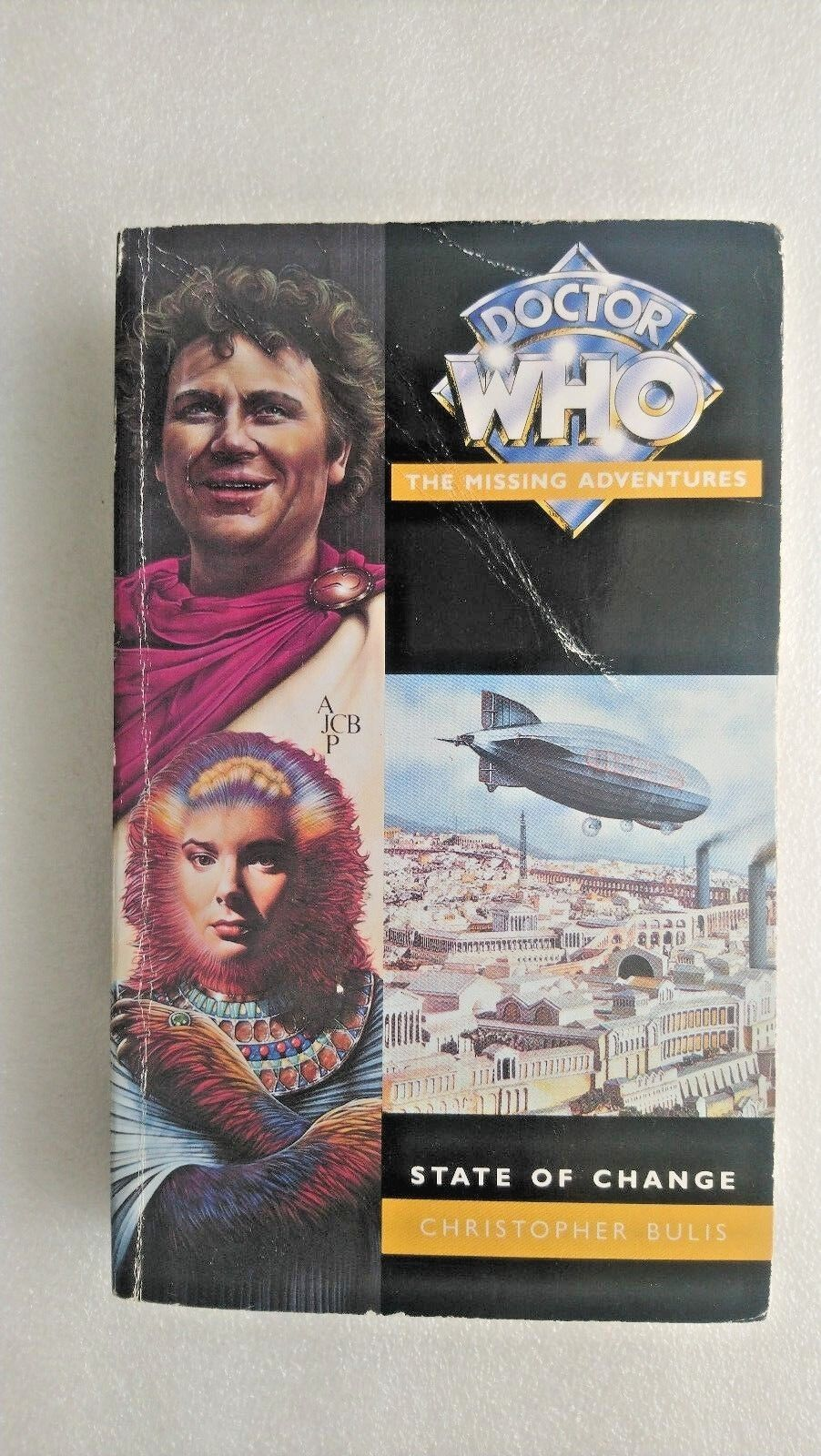 Doctor Who Missing Adventures State of Change (Paperback 1994)