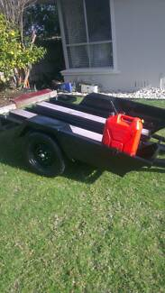 Motorbike/Ride on mower trailer San Remo Bass Coast Preview