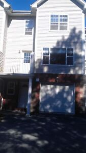 AVAIL. September 01  : 3-BR. HEATED TOWNHOUSE CENTRAL HFX,