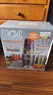 Nutribullet 900W - Australian Plug & Recipe Book - Brand New Henley Beach South Charles Sturt Area Preview