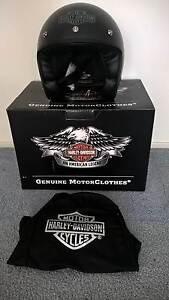 Harley Davidson 3/4 Helmet Kogarah Rockdale Area Preview