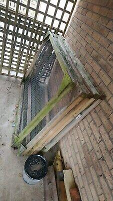 Mesh Fence panels