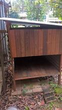 Large dog kennel Ravenshoe Tablelands Preview