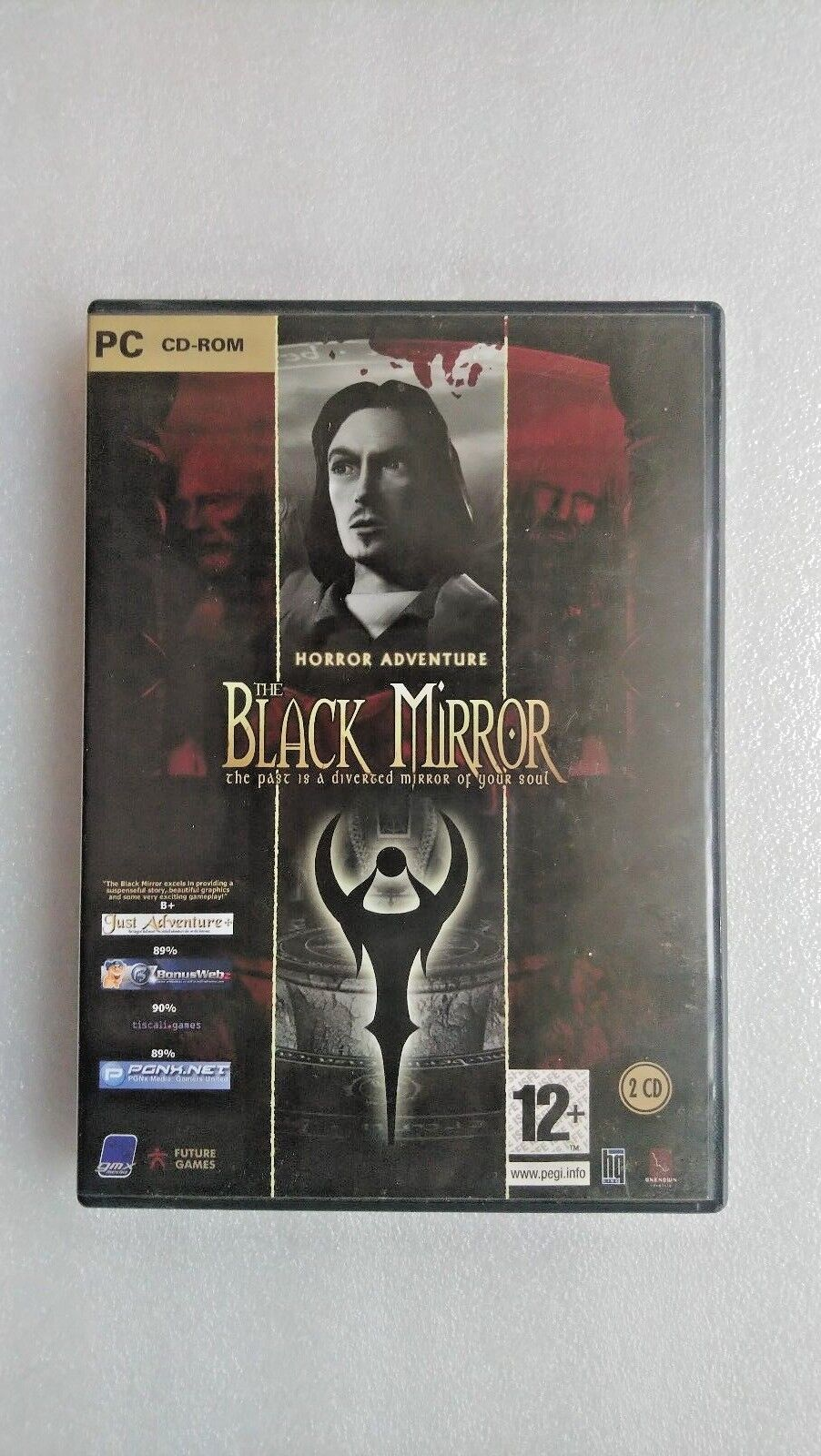 The Black Mirror (PC Windows 2004)