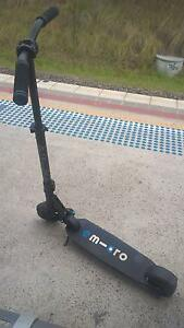 e-Micro One Electric Scooter Holsworthy Campbelltown Area Preview