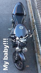Triumph Speed Triple 955i 2003